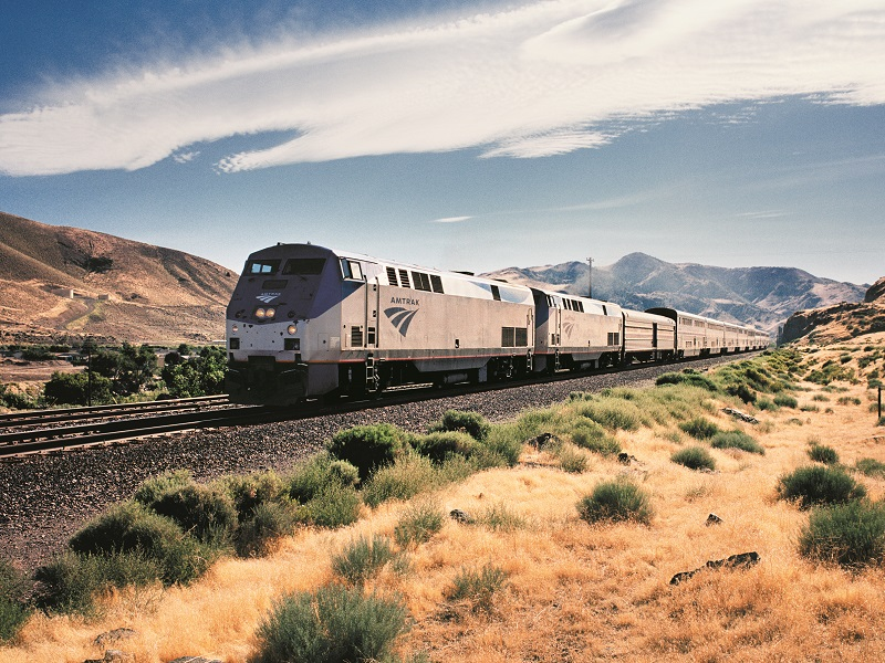 California Zephyr - Amtrak