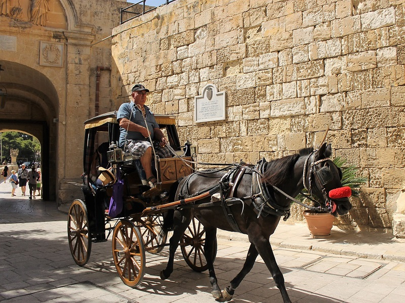 Mdina carrozza