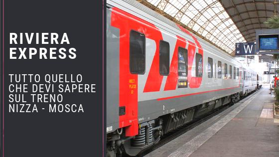 Treno Nizza – Mosca