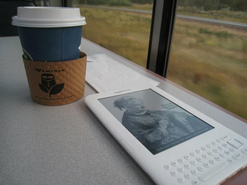 viaggio con i treni Amtrak